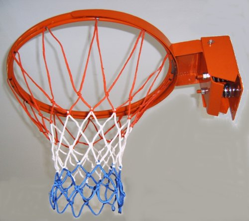 1 Paar Basketballnetz super stabil, feste Ware