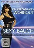 Kim Kardashian's Workout-Sexy Bauch [Import allemand]