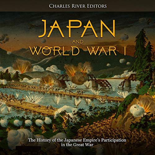 Japan and World War I audiobook cover art