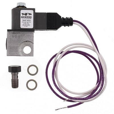 110 Volt Fuel Solenoid Valve R642N by Suntec Industries, Inc.