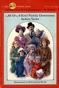 All-of-a-Kind Family Downtown (All-of-a-Kind Family Classics) by [Sydney Taylor]
