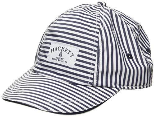 Hackett HRR Cap Gorra de béisbol, Azul (5djnavy/White 5dj),...