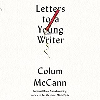 Letters to a Young Writer cover art