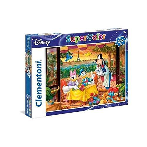 Clementoni Disney Classic Supercolor Puzzle, 250 Pezzi, 29051