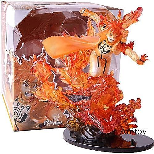 sorteos de estadio Naruto Minato Namikaze Kizuna Relación PVC Naruto Figuras de de de acción Anime de colección Modelo de Juguete  venta con descuento
