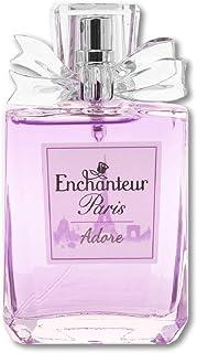 Enchanteur Paris Adore Eau De Toilette (EDT), Perfume for Women with Jasmine, Pink Mimosa and Golden Pear, 50 ml
