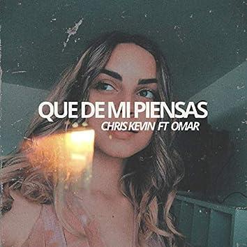 Que De Mi Piensas (feat. Omar)