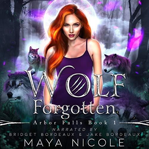 Wolf Forgotten Audiobook By Maya Nicole cover art