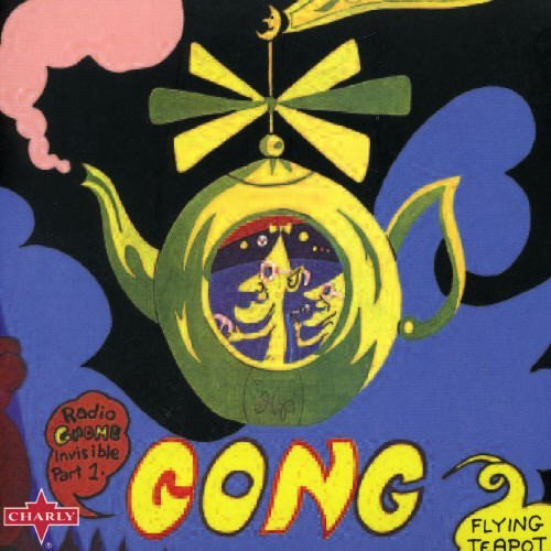 Flying Teapot by Gong (2007-09-11)