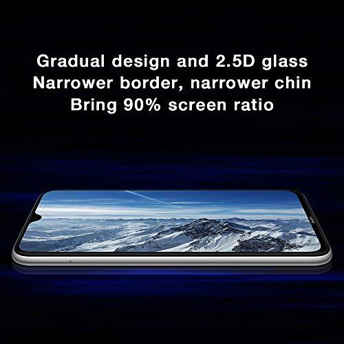 (Renewed) Xiaomi Mi A3 (Not Just Blue, 4GB RAM, 64GB Storage)