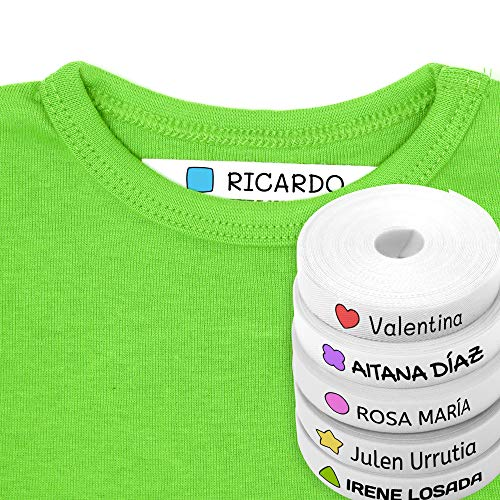 Etiquetas Ropa Niños Marca Haberdashery Online