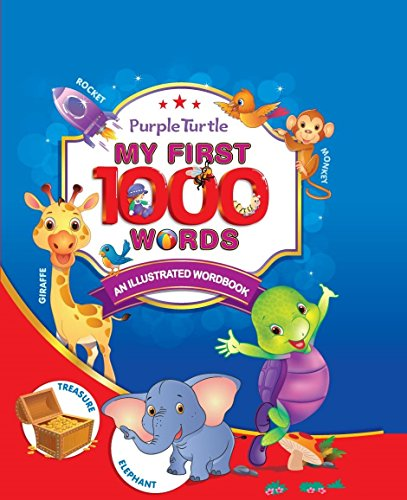 Purple Turtle - My First 1000 Words (An...