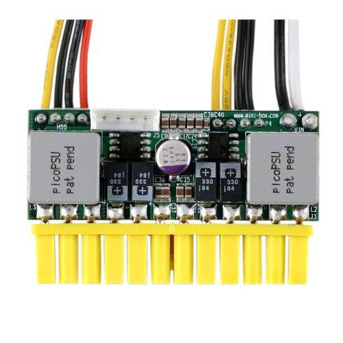 PicoPSU 150-XT - Alimentatore di rete ATX, 150 W, 12 V CC-CC