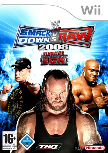 WWE Smackdown vs. Raw 2008 - Featuring ECW