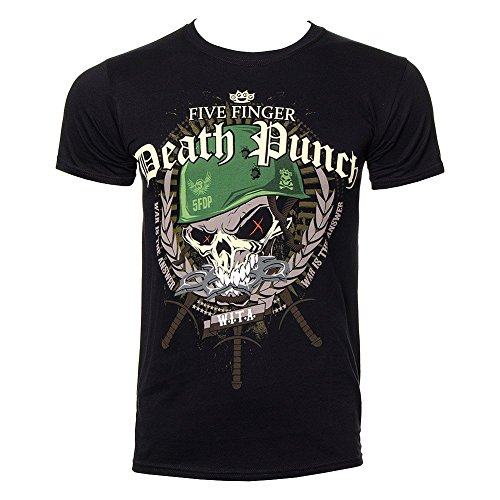 Five Finger Death Punch - Camiseta de tirantes - Hombre negro Large