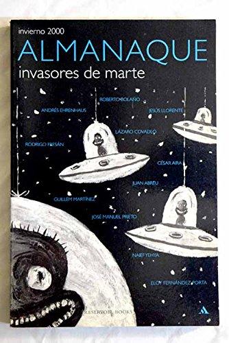 Almanaque. invasores de marte (Col.Leccio Lectura I So)