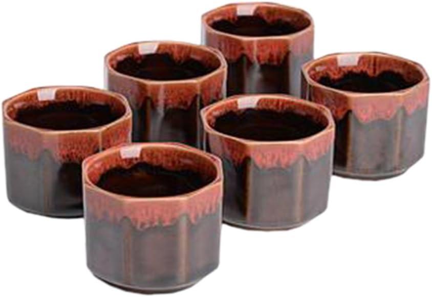 Product Phoenix Wonder 6 PCS Chinese Ceramic Tea overseas Teacup K Household Cups