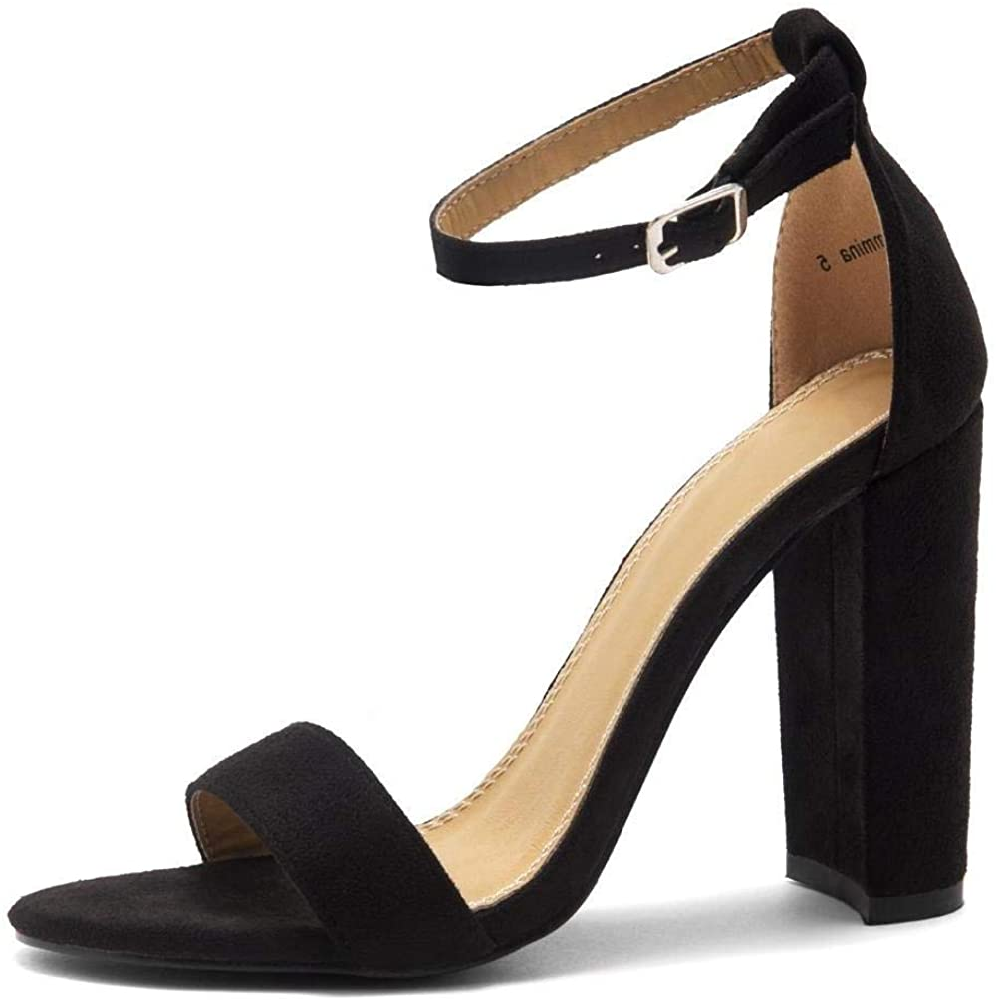 Amazon.com | Herstyle Rosemmina Womens Open Toe Ankle