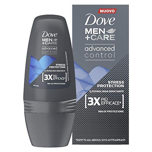 Dove M+C Advanced Control Stress Protection Deodorante Roll-on, 50 ml