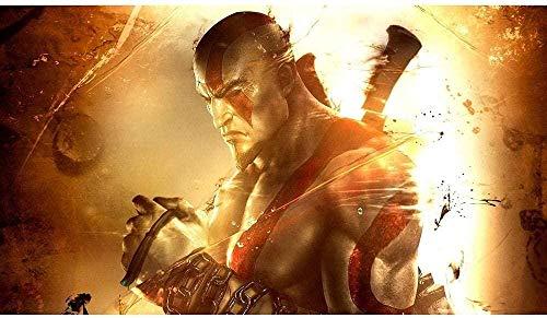 KOIJWWF Rompecabezas 1000 Piezas para Adultos Amigos Figura God of War Juego (1000) Madera 01
