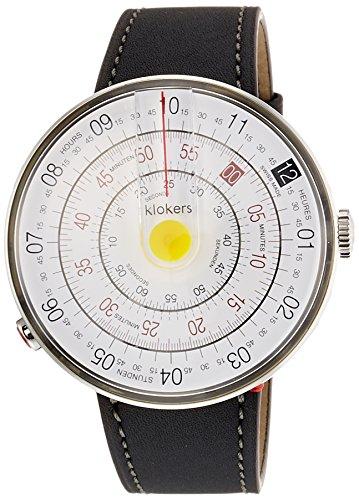 klokers (KLOK0) Reloj Casual para Hombre