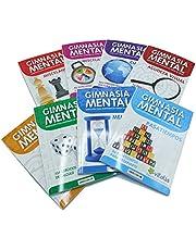 Edicards Cuadernos de Ejercicios Gimnasia Mental Marca 2 Unidades. Agudeza Visual + Cultura.