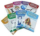 Edicards Cuadernos de Ejercicios Gimnasia Mental Marca 2 Unidades. Miscelánea 1 + Miscelánea 2.
