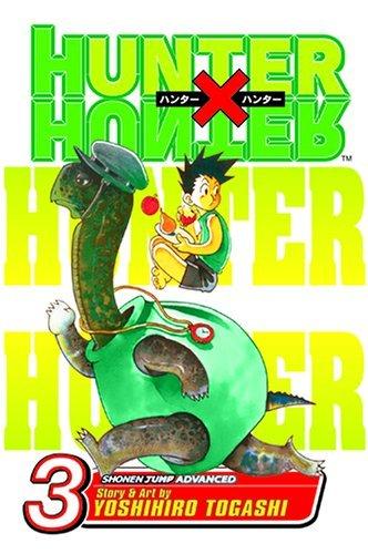 Hunter x Hunter, Vol. 3: Resolution