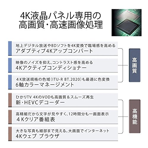 シャープ40V型液晶テレビAQUOSLC-40U304K外付HDD対応(裏番組録画)リッチカラ―テクノロジー搭載2015年モデル