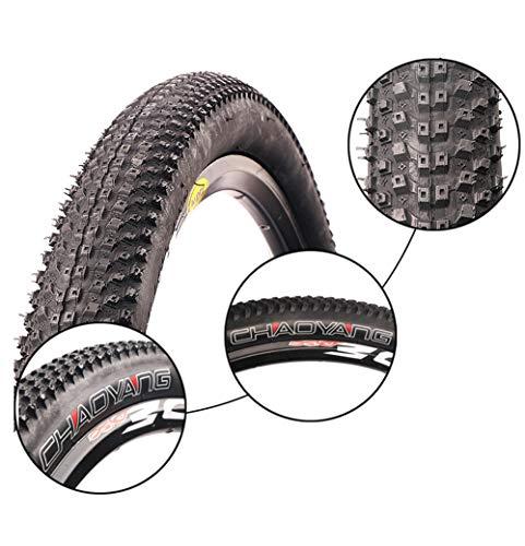WERFFT MTB Tamaño de los neumáticos * 24 1,95 26 1,95 *, 26 * 2.125, Tres tamaños Disponibles (2Pieces),26 * 2.125