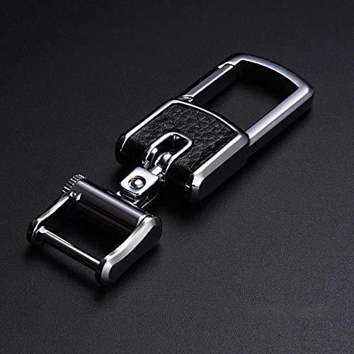 QCTDM Cubierta de la Llave del Coche para para la Cubierta de la Caja de la Llave del Coche para BMW 520525 f30 f10 F18 118i 320i 1 3 5 7Serie X3 X4 M3 M4 M5 E34 E90 E60 E36 Llavero Fob Car Styling,