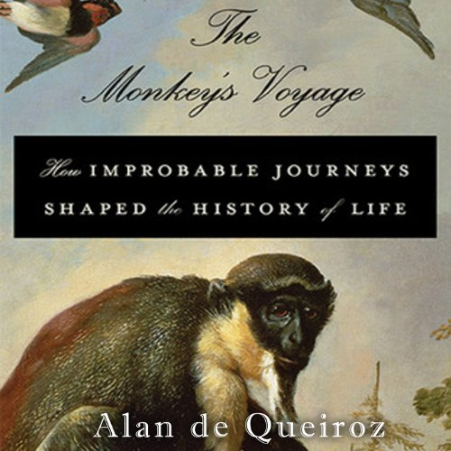 The Monkey's Voyage audiobook cover art