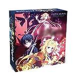 CHEONGS Sword Art Online Gift Set/Caja Sorpresa/Caja de Regalo animen/Periferia de Anime/Postales/Carteles/Juguetes y Accesorios/Insignia/Pegatinas/Marcadores/Coleccionables/Adornos/Re