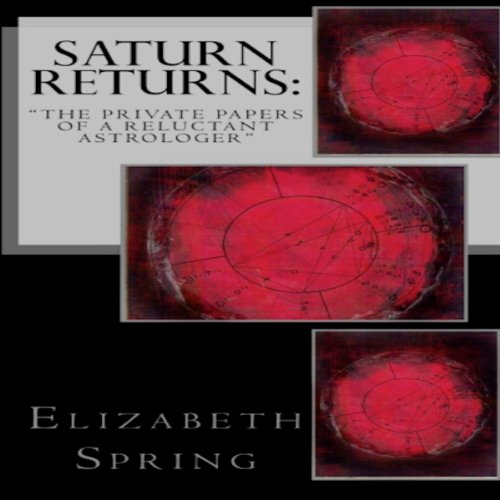 Saturn Returns audiobook cover art