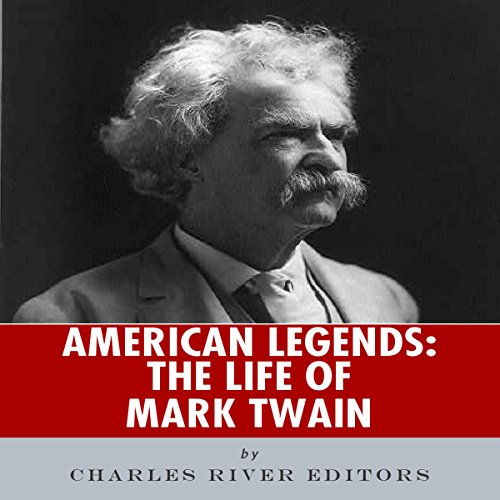 American Legends: The Life of Mark Twain cover art