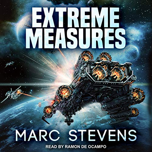 Extreme Measures Audiobook By Marc Stevens cover art