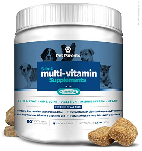 Pet Parents USA Dog Multivitamin