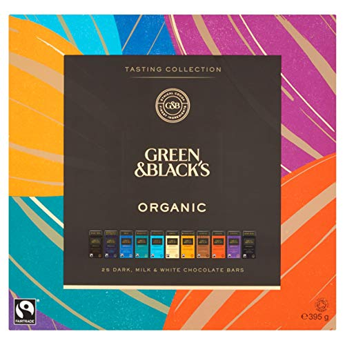 Green & Black's Organic Tasting Collection (395g)