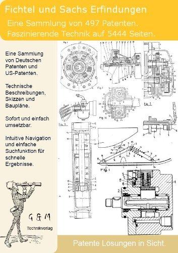 Fichtel und Sachs geniale Erfindungen: 497 Patente zeigen was dahinter steckt!