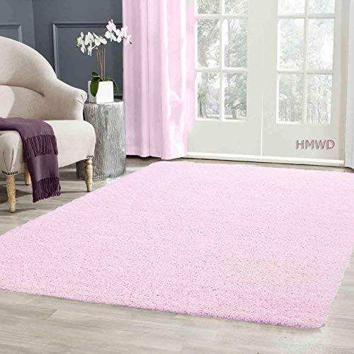 HMWD X Large Small Fluffy Shaggy Large Area Rug Thick Pile Hallway Runner...