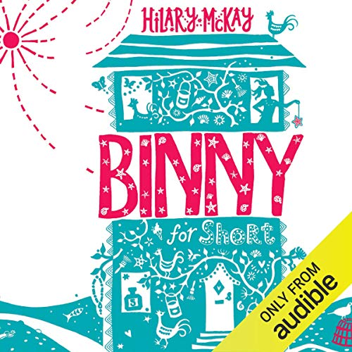 Binny for Short audiobook cover art