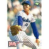 BBM1995 ベースボールカード レギュラーカード No.158 石井一久