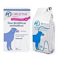 ecuphar SE506062 Orozyme Toothpaste Strips, L