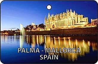 Amazon.es: AAF Ambientador De Coche Palma - Mallorca - Spain