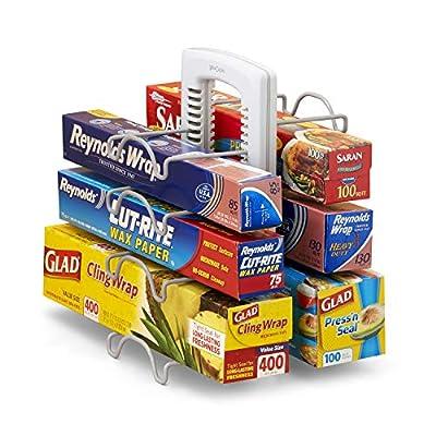YouCopia WrapStand Kitchen Wrap Box Organizer, One Size, New Caddy by YouCopia