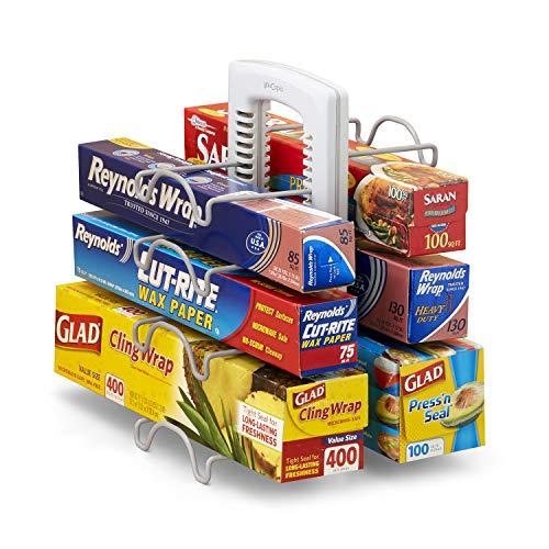 YouCopia WrapStand Kitchen Wrap Box Organizer, One Size, New Caddy