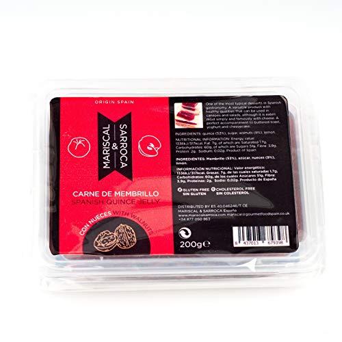 Pack Membrillos 2 x240g Mariscal & Sarroca : Original y con Nueces