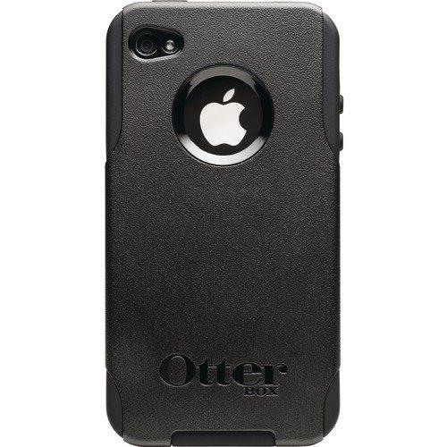 OtterBox Commuter Series Case für Apple iPhone 4 schwarz