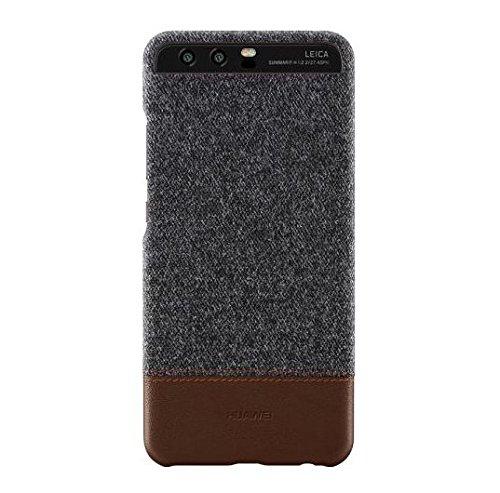 Huawei BXHU1882 - Funda Car Case para Huawei P10 Plus, Color Gris Oscuro