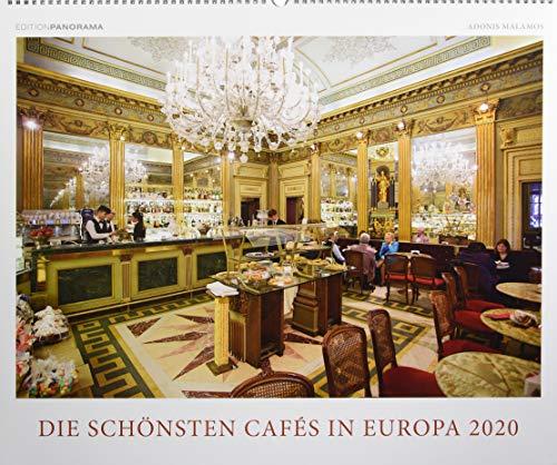 Die schönsten Cafés in Europa 2020